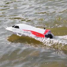 Flytec V008 RC-Boat
