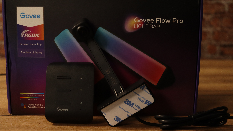 Govee Flow Pro Light Bar camera