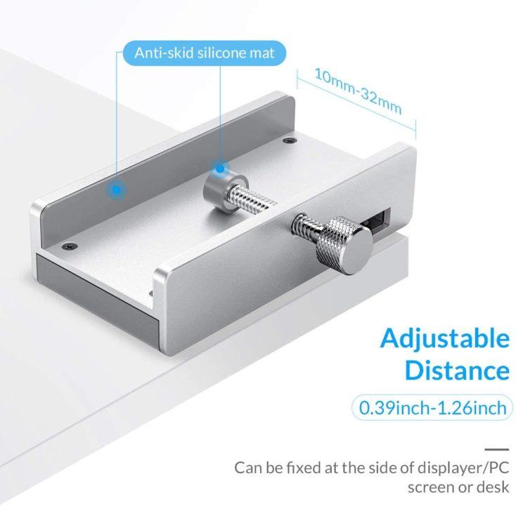 ORICO USB-Hub 4 Ports adjustable