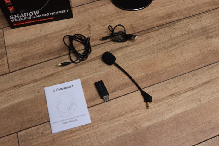 Tronsmart Shadow Scope of Delivery