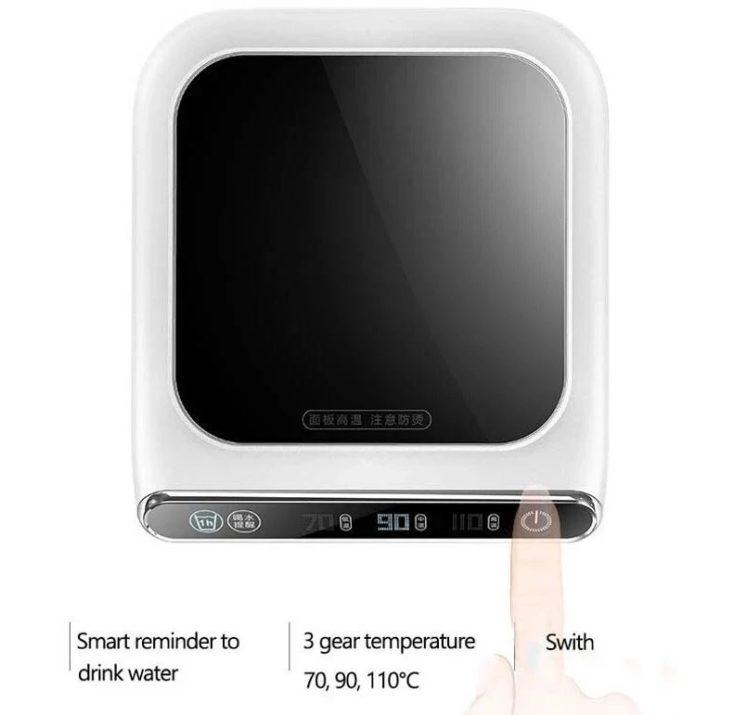 USB Mug Warmer Display Functions