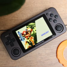Anbernic RG351 game console display