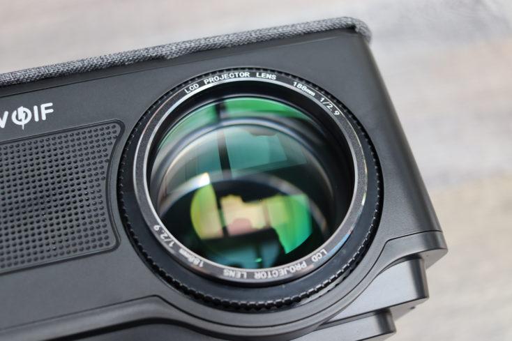 BlitzWolf BW-VP10 Full HD Beamer Lens