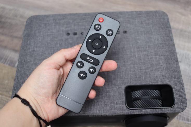 Blitzwolf BW-VP10 Full HD Beamer Remote control