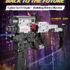 CaDA C81051W submachine gun 2