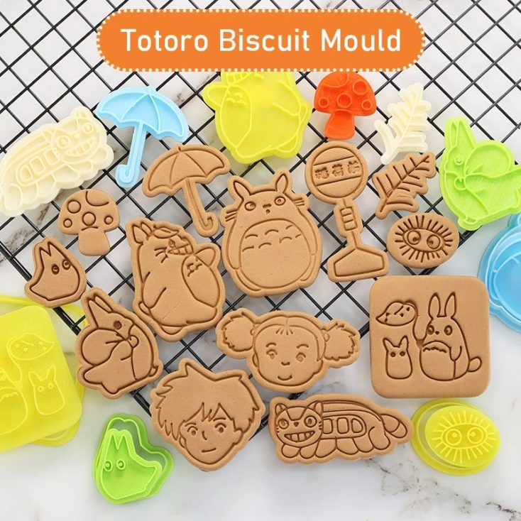 Cookie cutter My Neighbor Totoro
