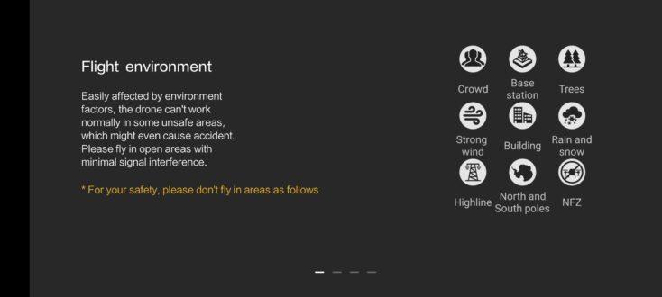 Fimi X8 Mini App notes