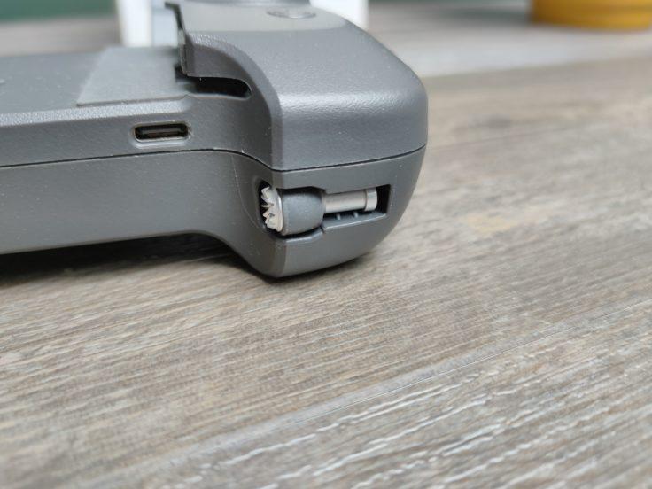 Fimi X8 Mini remote control stick