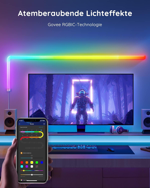 Govee Glide Wall Light RGBIC