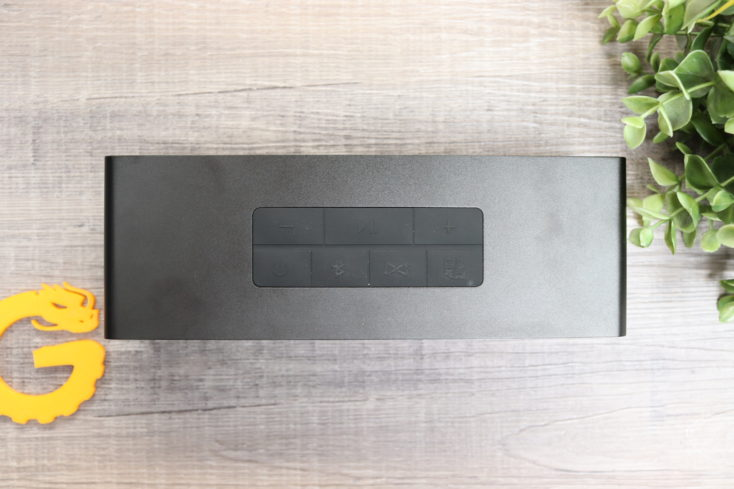 Tronsmart Studio Control Buttons