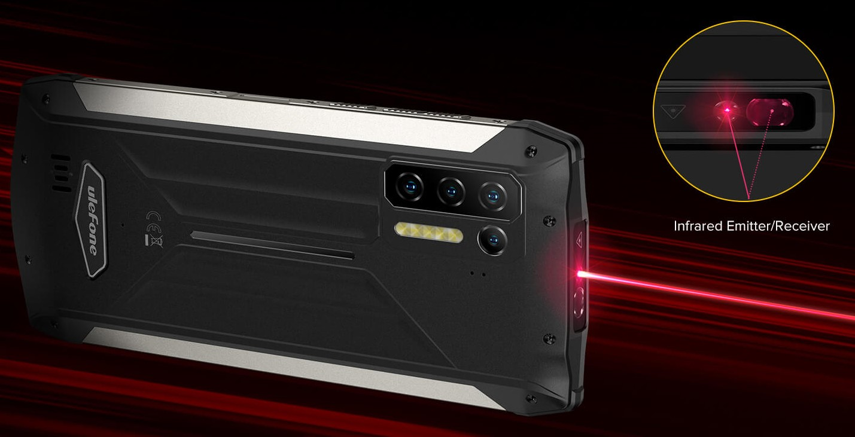 Ulefone Power Armor 13 Infrared