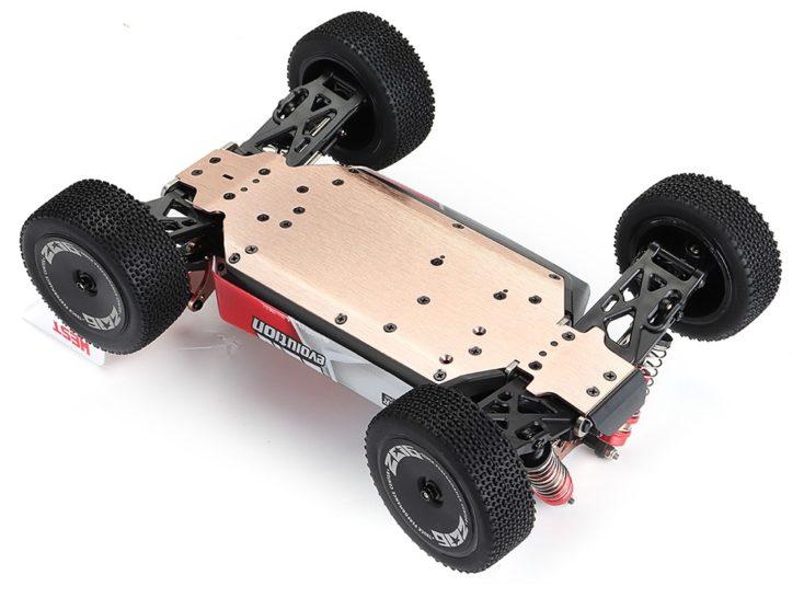 WLToys 144001 RC-Auto 2