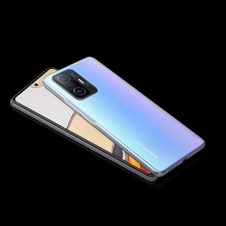 Xiaomi Mi 11T Pro Smartphone Design