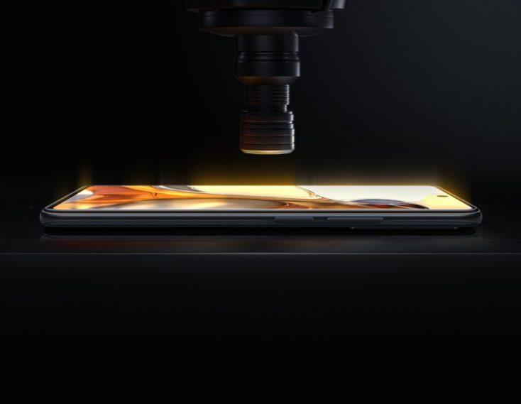 Xiaomi Mi 11T Pro Smartphone Display