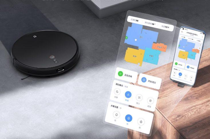 Xiaomi Mijia Ultra Thin Vacuum Robot
