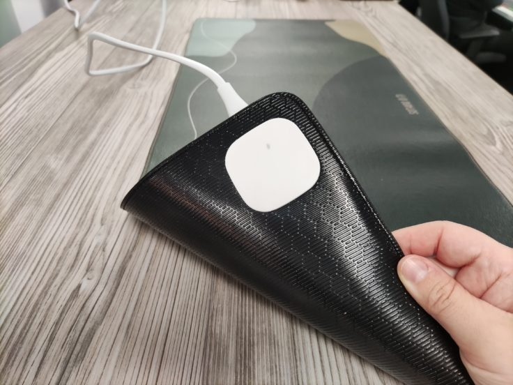 SOTHING Mouse pad Control Rear side