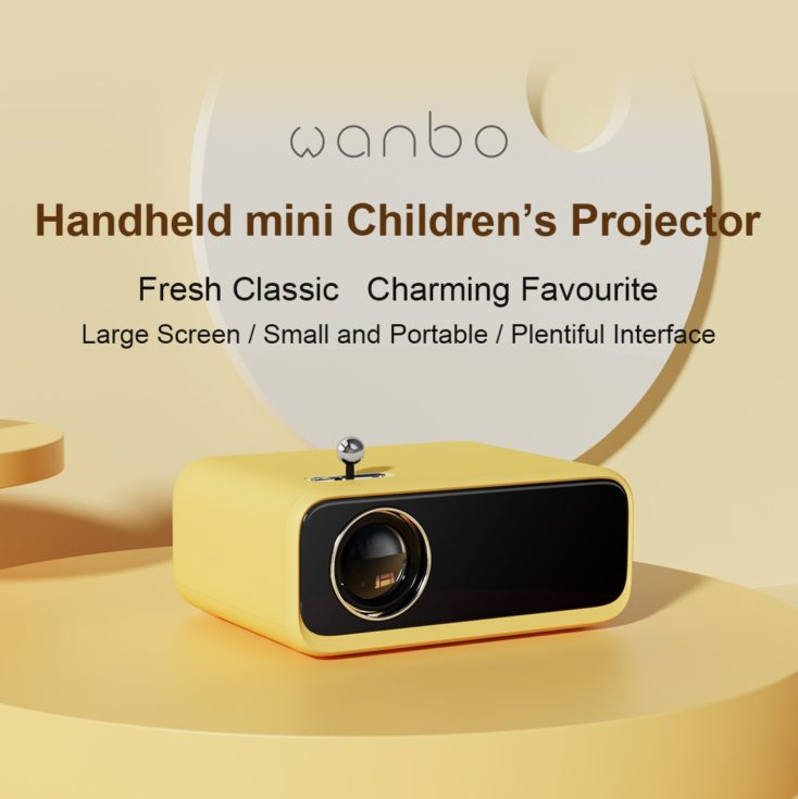 Wanbo Mini projector
