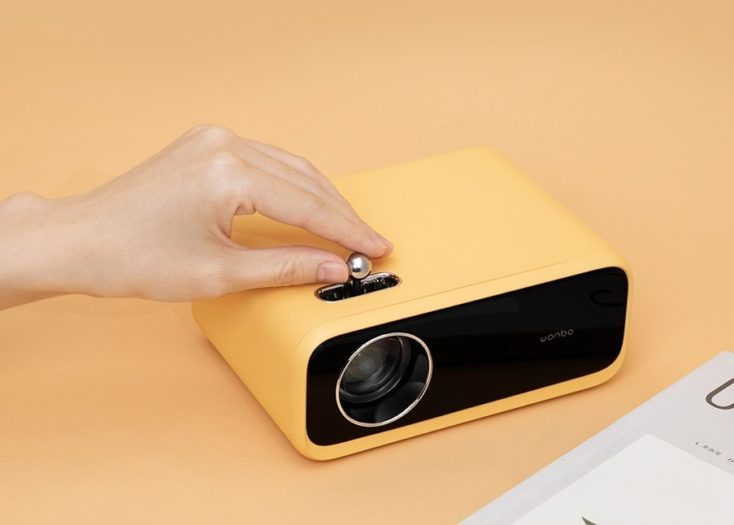Wanbo Mini projector 1