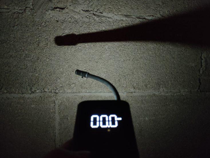 Xiaomi Air pump 1S Flashlight